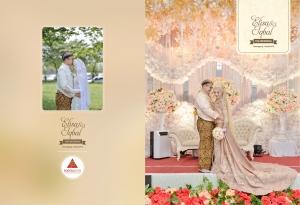 Pernikahan Adat Jawa Hijab dg Gaun Bridal Pengantin Muslimah. Foto Pernikahan Adat Jawa Hijab dg Gaun Bridal Pengantin Muslimah Elisa+Iqbal di Gedung Pernikahan IPHI Temanggung Jawa Tengah by Poetra Foto Fotografer Pernikahan Temanggung